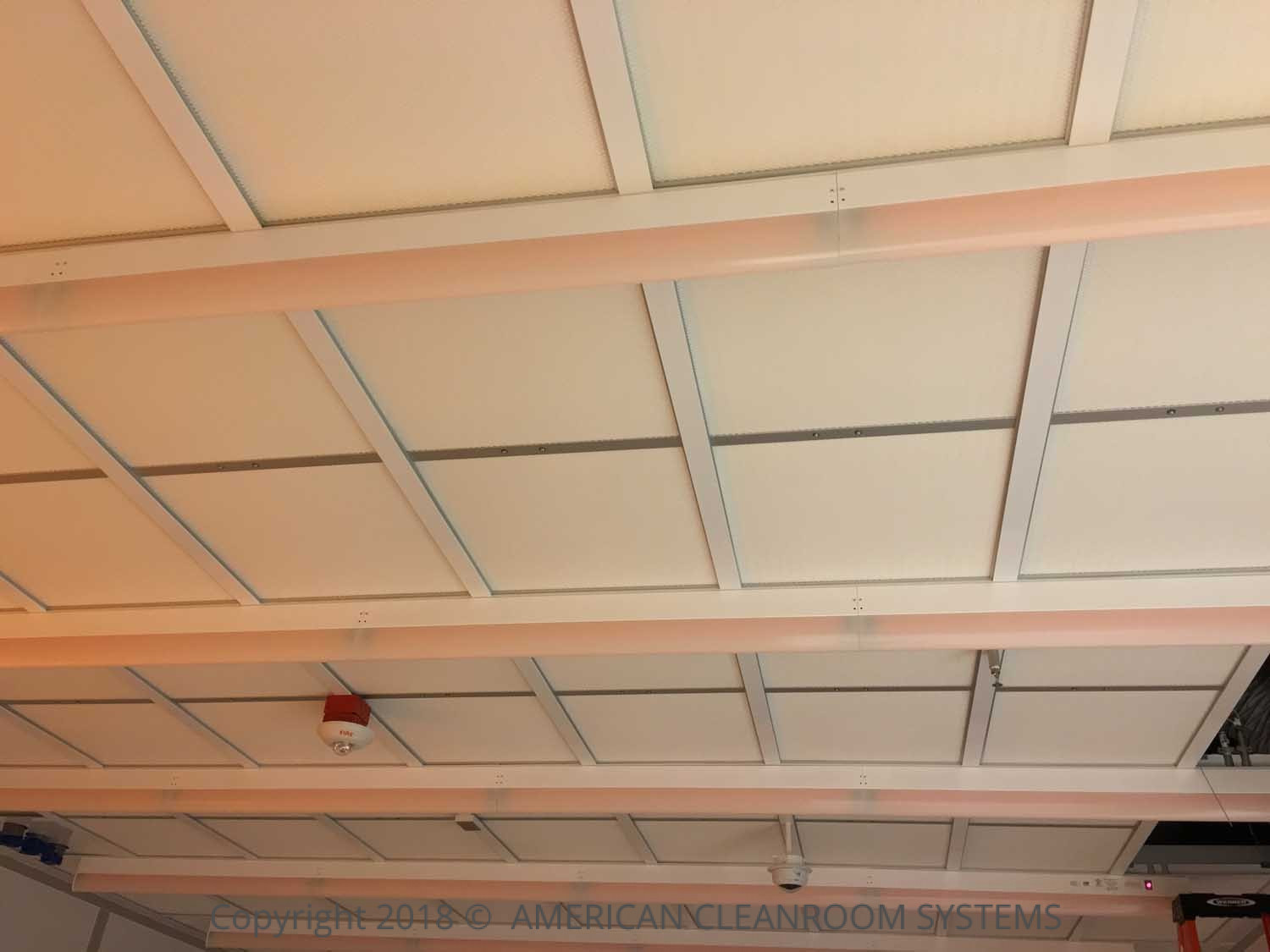 Cleanroom Ceiling Systems And Cleanroom Tiles American Cleanroom