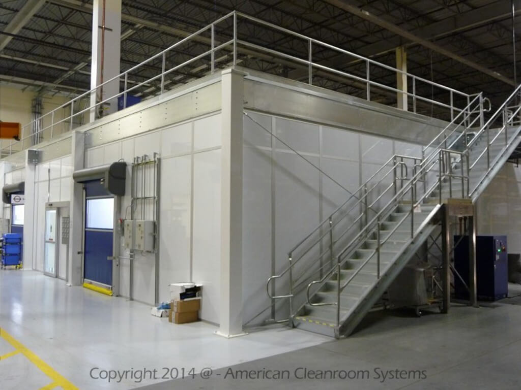 American Cleanroom Systems Medical Pharmaceutical And