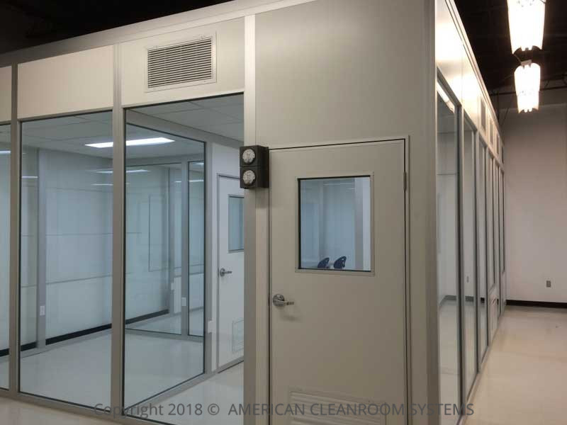 American Cleanroom Systems Modular Cleanrooms Standard and Softwall