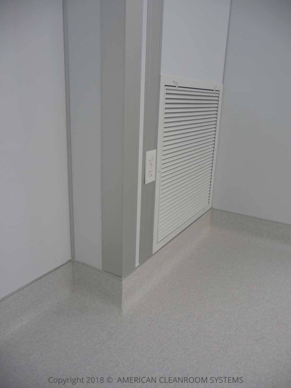 Cleanroom Flooring American Cleanroom Systems